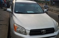 Nigerian Used 2008 Toyota Rav4 for Sale