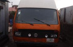 Nigerian Used 2002 Volkswagen LT Bus for Sale