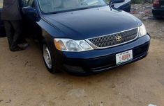 Blue 2003 Toyota Avalon for sale at price ₦850,000