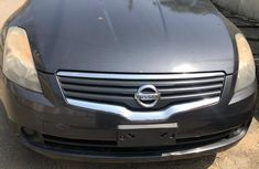 Grey 2008 Nissan Altima for sale at price ₦1,650,000 in Ikeja