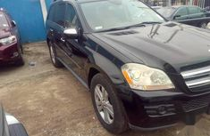 Used 2009 Mercedes-Benz GL-Class suv automatic for sale in Ikeja