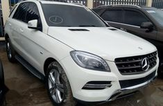 Selling 2012 Mercedes-Benz M-Class automatic at price ₦9,500,000 in Lagos