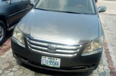 Toyota Avalon 2007 Limited Gray color for sale