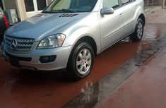 Sell super clean grey/silver 2006 Mercedes-Benz M-Class automatic