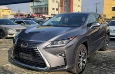 2018 Lexus RX automatic at mileage 13,152 for sale