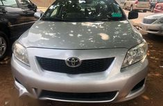 Well maintained 2009 Toyota Corolla for sale in Lagos