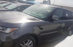 Land Rover Range Rover Sport 2015 Gray color for sale