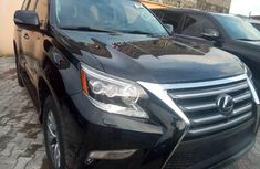 Sell black 2016 Lexus GX in Lagos at cheap price