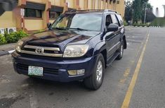 Sell authentic 2005 Toyota 4-Runner at mileage 130,000
