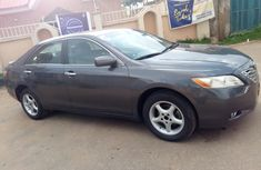 Nigerian Used Toyota Camry 2008 Grey Colour for sale