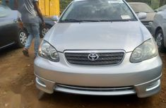 Sparkling 2006 Toyota Corolla automatic in good condition at price ₦1,850,000