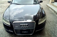 Black 2005 Audi A6 sedan for sale at price ₦908,237 in Abuja