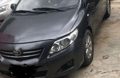 Toyota Corolla 2008 1.8 Gray for sale
