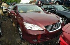 Sell cheap red 2008 Lexus ES sedan automatic in Lagos