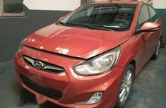Sell 2014 Hyundai Accent sedan automatic in Lagos