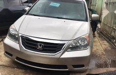 Sell used beige 2007 Honda Odyssey at mileage 104,254