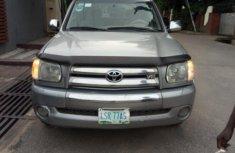 2006 Toyota Tundra Grey for sale