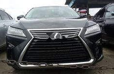 2017 Lexus RX Automatic Petrol well maintained