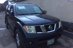 Used blue 2006 Nissan Pathfinder automatic for sale