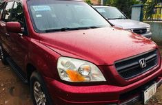 Sell high quality 2004 Honda Pilot automatic