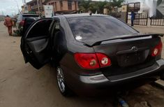 Used 2007 Toyota Corolla car sedan automatic at attractive price