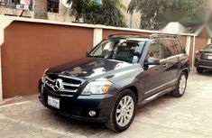 Best priced used 2011 Mercedes-Benz GLK-Class automatic in Abuja
