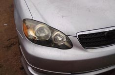 Need to sell cheap used 2007 Toyota Corolla manual in Lagos