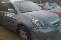 Sell authentic used 2007 Honda Odyssey in Port Harcourt
