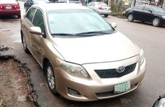 Used 2009 Toyota Corolla car sedan automatic at attractive price