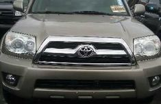 Sell cheap gold 2008 Toyota 4-Runner automatic in Lagos
