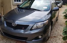 Foreign Used 2010 Toyota Corolla Sport for Sale