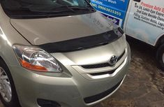 Sell well kept 2007 Toyota Yaris sedan automatic in Lagos