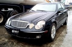 Mercedes-Benz E320 2003 ₦950,000 for sale