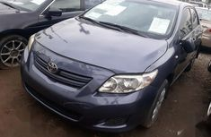 Very sharp neat grey 2008 Toyota Corolla manual for sale
