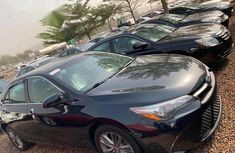 Toyota Camry 2016 Green for sale