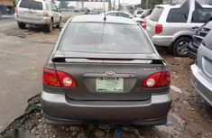 Well maintained 2002 Toyota Corolla at mileage 85,500 for sale