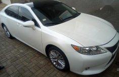 Lexus ES 350 2012 White color for sale