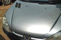 Peugeot 206 2002 CC Automatic Gray for sale