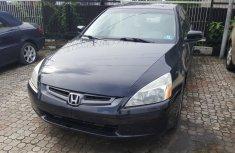 Honda Accord 2003 Black for sale