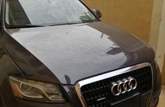 Audi Q5 3.2 Premium Plus Quattro 2012 Black for sale