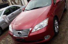 Sell used 2012 Lexus ES sedan automatic at price ₦5,200,000