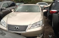 Need to sell cheap used 2010 Lexus ES