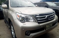 Sell well kept 2013 Lexus GX suv automatic at price ₦12,500,000