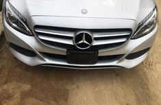 Mercedes-Benz C300 2015 Silver for sale