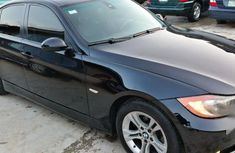 Selling black 2008 BMW 328i in Lagos