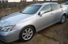Lexus ES 2008 Silver for sale