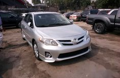 Sell used 2011 Toyota Corolla automatic at price ₦3,500,000