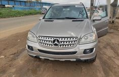 Need to sell 2006 Mercedes-Benz M-Class automatic in good condition in Ikeja
