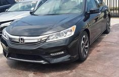2016 Honda Accord Petrol Automatic