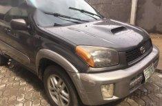 Very sharp neat black 2003 Toyota RAV4 automatic for sale